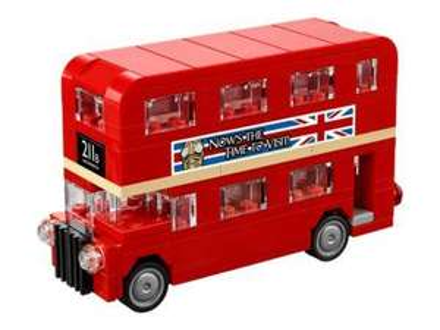Jouet Lego Bus Londonien (118 pièces) dès 55€ d'achat