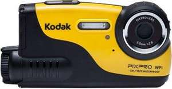 Appareil photo numérique compact Kodak Pixpro WP1 (16 Mpix, zoom optique x3)