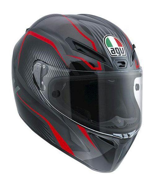 45% de réduction sur une sélection d'articles AGV - Ex : casque de moto GT Véloce TXT Pinlock (du XS au XXL)
