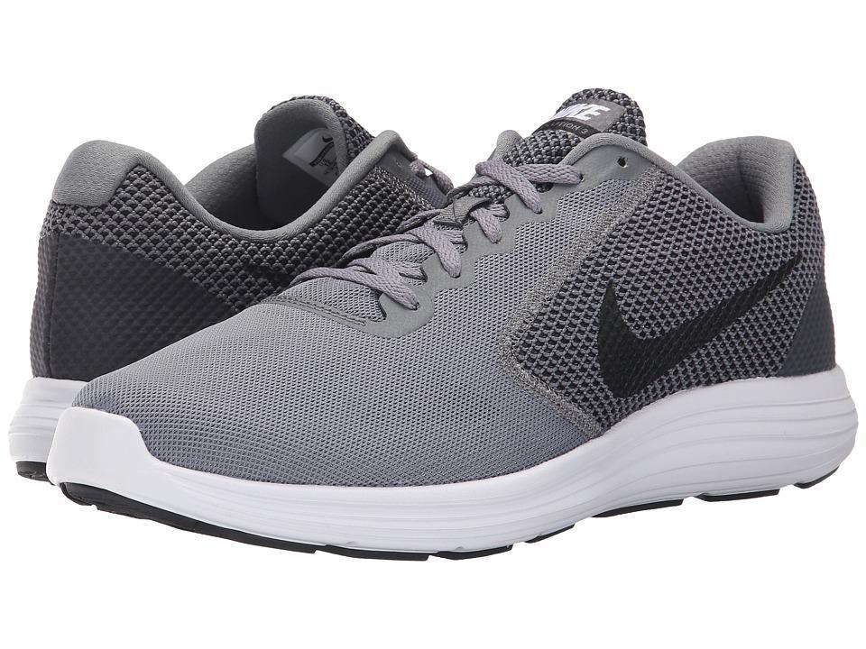 Sélection de chaussures en promotion - Ex : Nike Revolution 3 - gris (taille 43)