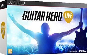 Guitar Hero Live sur Wii U