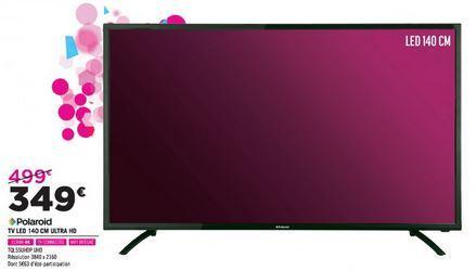 """TV 55"""" Polaroid TQL55UHDP - UHD 4K"""