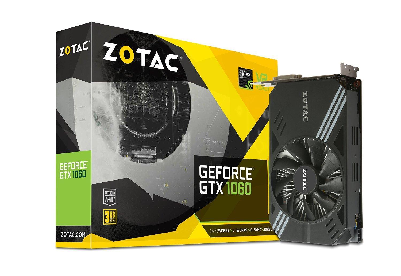 Carte Graphique Zotac Geforce GTX 1060 3 Go