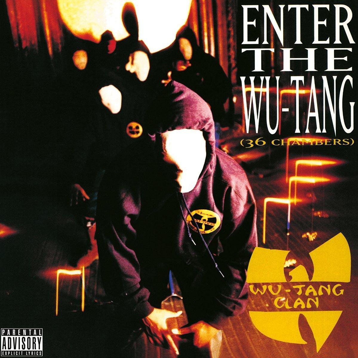 Sélection de Vinyles - Ex: Enter the Wu-Tang Clan (36 Chambers)