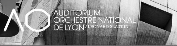[Abonnés Bibliothèque Municipale] Billet Orchestre National de Lyon - Double Concerto de Brahms & Symphonie de César Franck - Séries 1 et 2