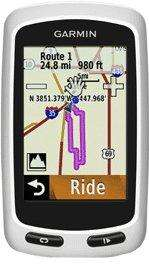 """GPS 2.6"""" pour vélo Garmin Edge Touring Plus"""