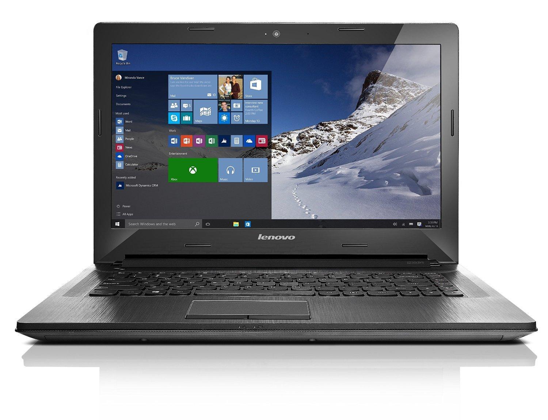 PC Portable 15,6'' Lenovo Z50-75 - AMD FX 7500, 8 Go RAM, 1 To HDD, AMD Radeon R7 2 Go, QWERTY
