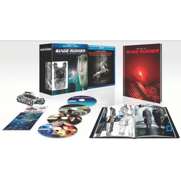Coffret Blu-ray + DVD + Figurine Blade Runner - Edition 30ème Anniversaire