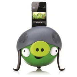 Enceinte Angry birds Helmet pig Gear4