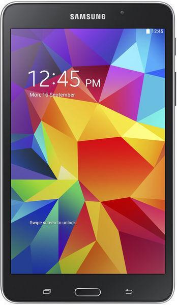 "Tablette 7"" Samsung Galaxy Tab 4 - 8Go, Noire ou blanche"