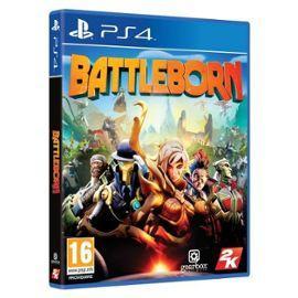 Battleborn sur PS4 (+ jusqu'à 1.18€ en Superpoints)