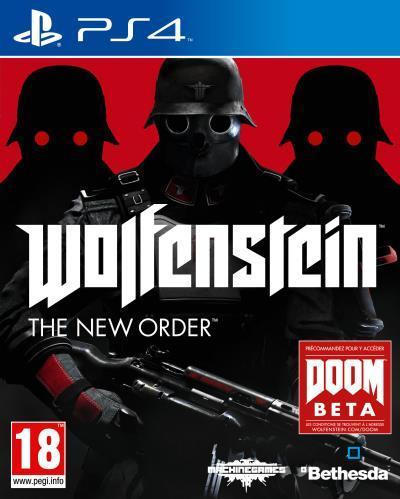 Wolfenstein The New Order sur PS4