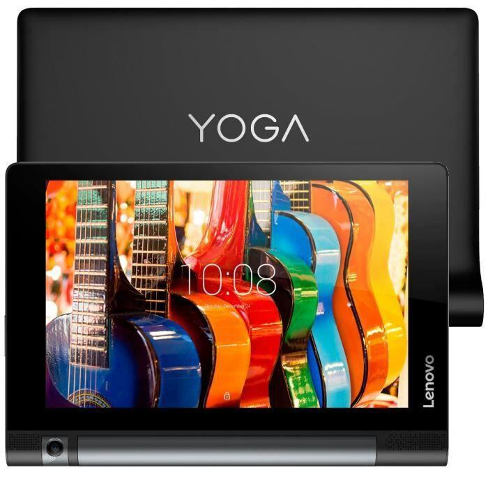 "Tablette 8"" Lenovo Yoga Tab 3 ZA090058SE - HD, 2Go RAM, Android 5.1, Disque Dur 16Go"