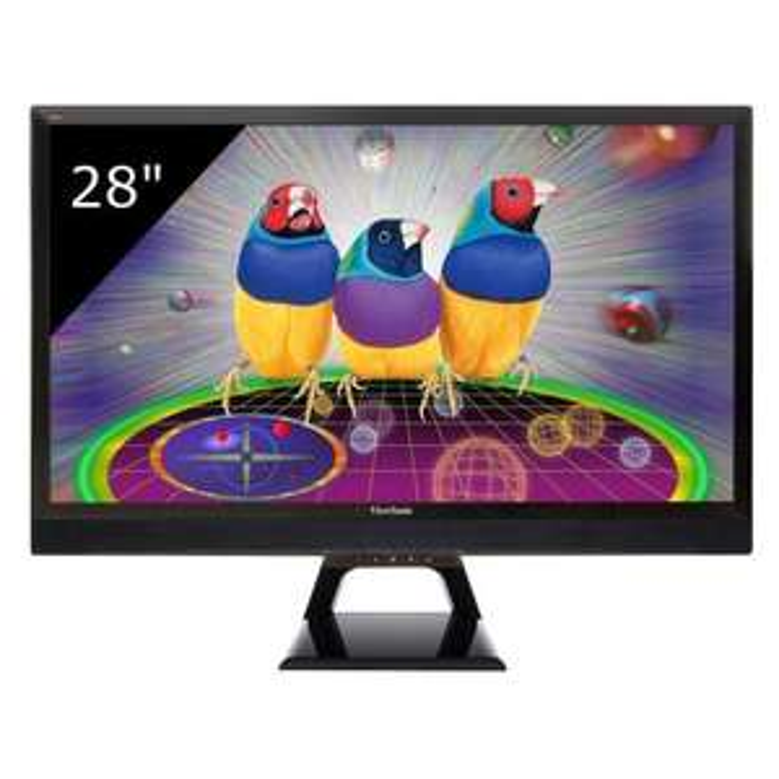 "Ecran PC 28"" ViewSonic VX2858SML - Full HD"