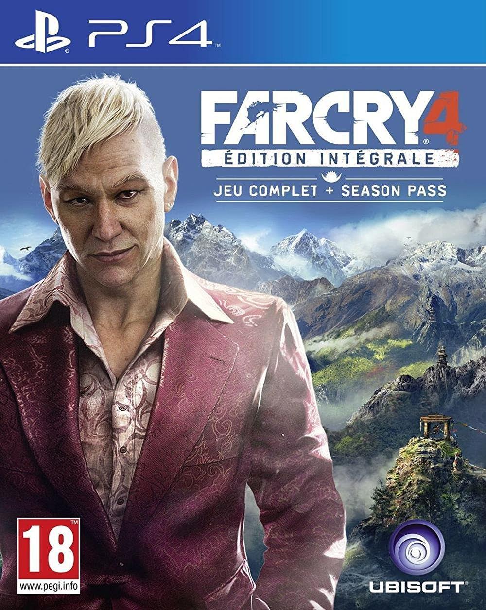 Farcry 4 - Edition Intégrale sur PS4