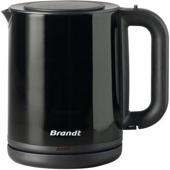 Bouilloire Brandt BO1519N 1.5L 2200 W - Noir