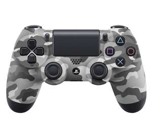 Manette Sony DualShock 4 pour PS4 - Camouflage