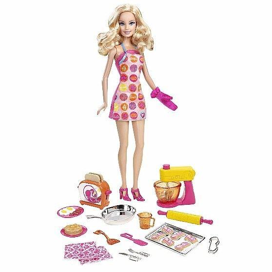Coffret Barbie et ses accesoires