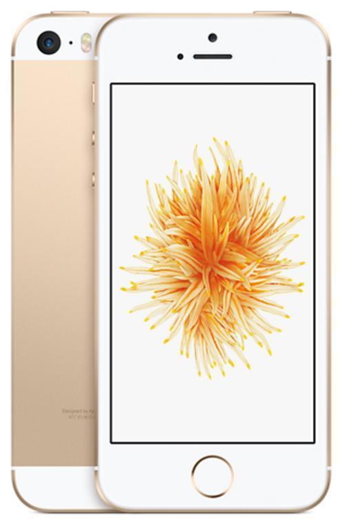 "Smartphone 4"" iPhone SE - 64 Go, Gold"