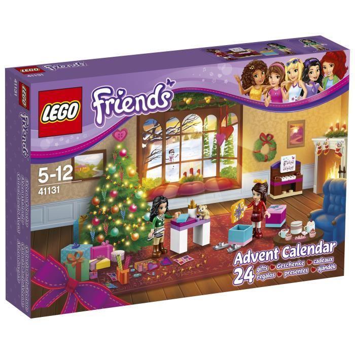 Foire aux jouets Cdiscount - Ex: Le Calendrier de l'Avent Lego Friends n°41131