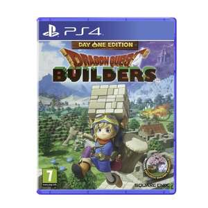 Dragon Quest Builders - Edition Day One sur PS4