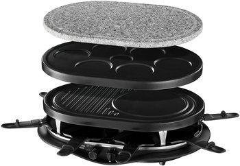 Raclette-gril-crêpes / pierrade Russell Hobbs Quatuor - 21000-56 (1200 W)