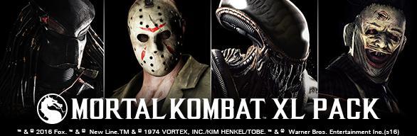Bundle DLC Kombat Pack + Kombat Pack II
