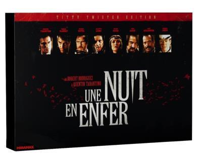 Coffret Blu-ray Une nuit en enfer - Edition Ultime
