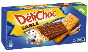 8 activia à 60cts via 1.39€ sur la carte 1 paquet de Sablé Delichoc (via 1.04€ sur la carte)