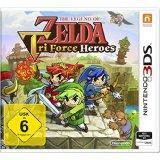 The Legend of Zelda: TriForce Heroes  sur Nintendo 3DS
