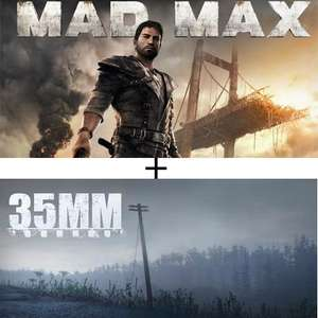 Sélection de jeux en promotion - Ex : Mad Max sur PC + 35MM offert (Dématérialisés - Steam)