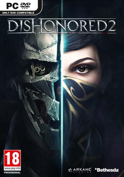 [Précommande] Dishonored 2 sur PC (Version boîte + Imperial Assassin's Pack)