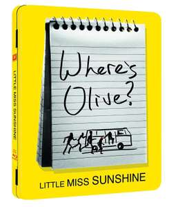Blu-ray Little Miss Sunshine - Edition Limitée Steel Pack (VF incluse)