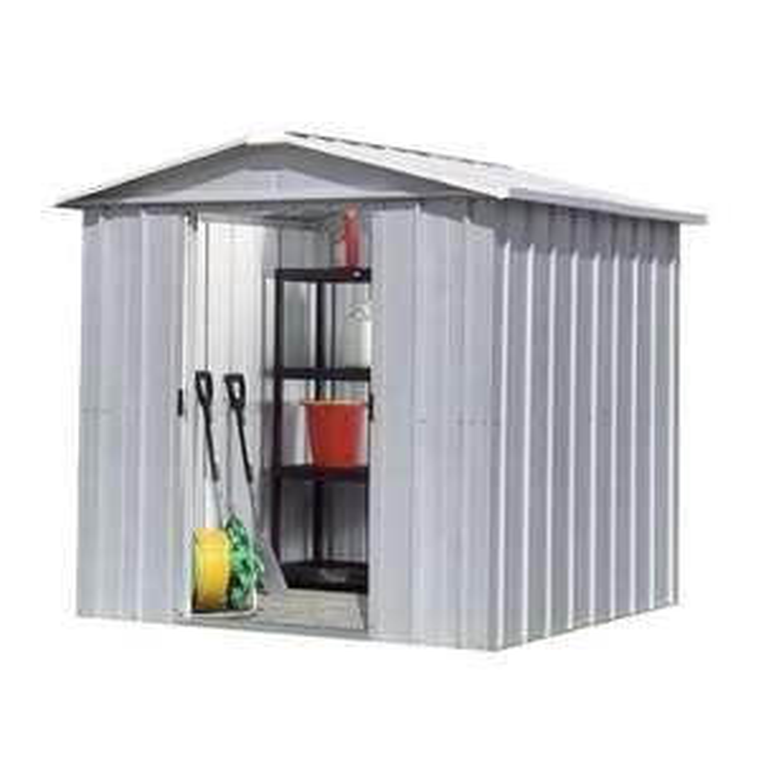 Abri de jardin en métal Yardmaster (2.77 m²)