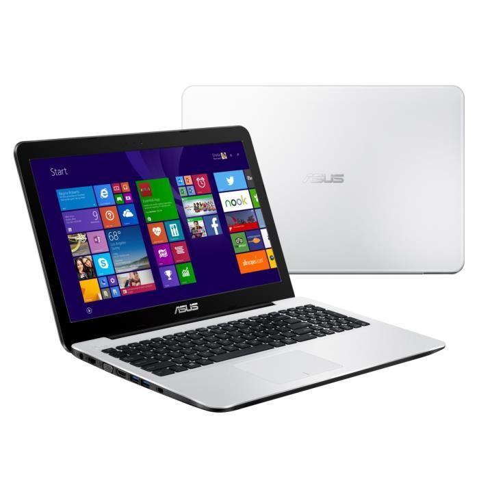 "PC Portable 15.6"" Asus F554LJ-XX1376T - i5-5200U, RAM 8 Go, HDD 1 To, 920M"