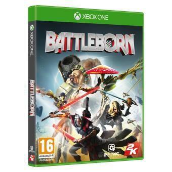[Adhèrents] Jeu Battleborn sur Xbox One, PS4 et PC + Figurine aléatoire