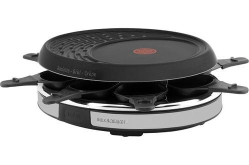 Appareil à raclette Tefal RE137812 - 8 Coupelles