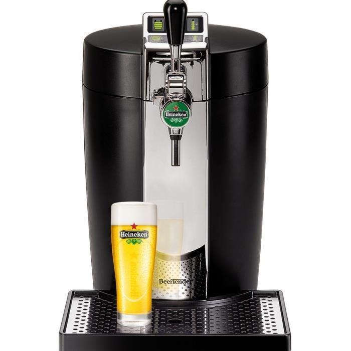 Machine à bière Krups Beertender VB7008 - Noir