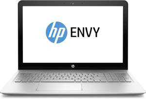 "PC Portable 15"" HP Envy 15-as008nf Argent - Full HD, i7-6560U, RAM 8 Go, HDD 1 To + SSD 256 Go, Windows 10"