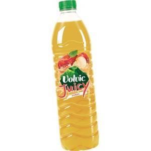Bouteilles de Volvic Juicy 1.5L Gratuite - Pomme, exotique ou fraise (via 0.81€ sur la carte + Coupon Network)