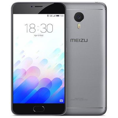 """Smartphone 5.5"""" Meizu M3 Note (8 coeurs, Dual SIM, SD extensible) -  32GO et 3 Go de RAM"""