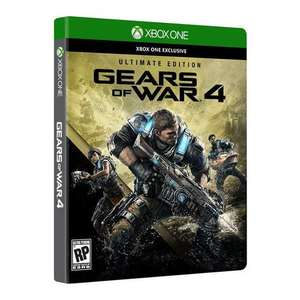 Gears of War 4 - Ultimate Edition sur Xbox one