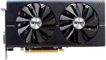Carte graphique Sapphire Radeon RX 470 Nitro+ OC (4 Go)