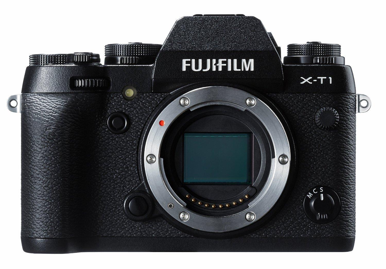 Appareil photo hybride compact Fujifilm X-T1 - boitier nu (via ODR de 300€)