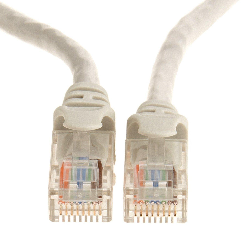Câble ethernet AmazonBasics RJ45 Catégorie 5 - 15.2 m
