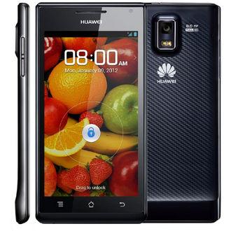 Smartphone Huawei Ascend P1 noir