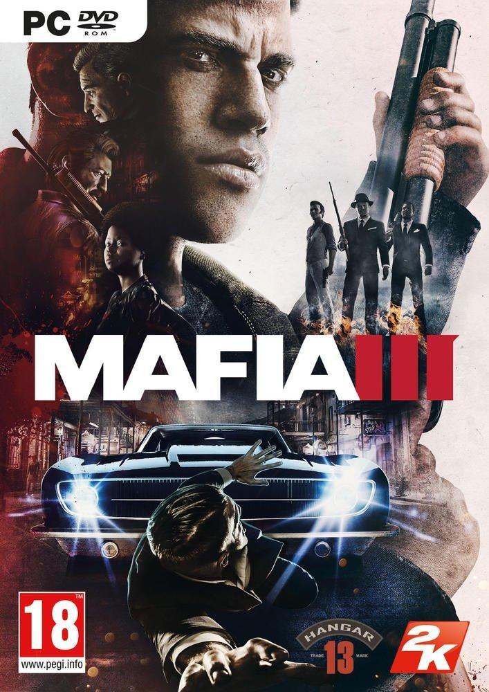 Mafia III sur PC (Version boîte)