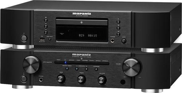 Ampli hifi Marantz PM-6006 + Lecteur CD Marantz CD-6006