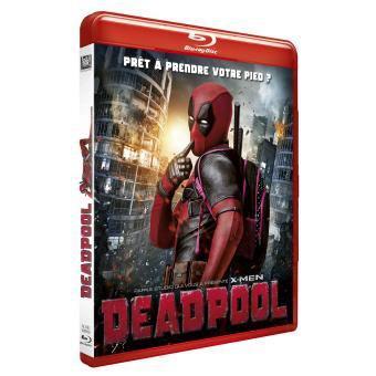 Sélection de Blu-ray en promotion - Ex: Deadpool