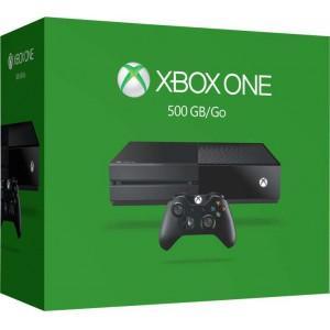 Console Xbox One - 500Go, Reconditionnée